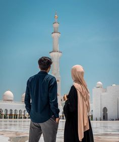 Muslim Couple Quotes, Cute Muslim Couples, Cute Couple Quotes, Cute Couples Goals, Romantic Couples, Couple Goals, Cutest Couples, Romantic Weddings, Muslim Couple Photography