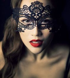 Sexy Lady Fashion Lace Design Venetian Masquerade Mask  Event Party Ball Mardi Gars *** Details can be found by clicking on the image.