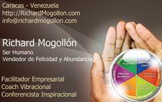 Richard Mogollon - tarjeta de presentacion