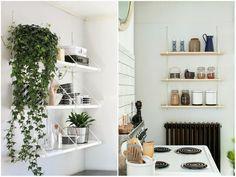 Allspice Design: STRING SHELVING ALTERNATIVE - EKBY GÄLLÖ BY IKEA