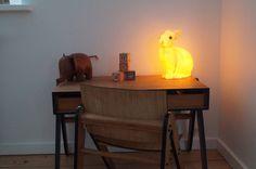 Rabbit night light