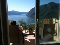 Coffe and Lago d' Iseo Italy, Windows, Coffee, Kaffee, Italia, Cup Of Coffee, Ramen, Window