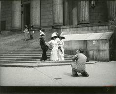 Fotografías de Bill Cunningham y Nueva York