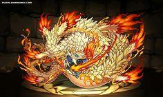 神去の毒蛇, Jormungandr ユル stats, skills, evolution, location | Puzzle & Dragons Database