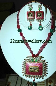 Gorgeous Fashion Jewellery(Crystal Beads) Gallery | Jewellery Designs