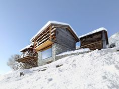 Situated at the junction of two valleys in the Pennine Alps of southern Switzerland, Le Biolley is a tiny hamlet with just 20 full-time residents and only 22 buildings. Traditionally a farming comm...