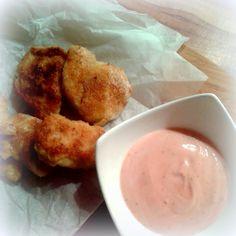 Simi´s Sattmacher- Rezepte und mehr.....: Chicken Nuggets