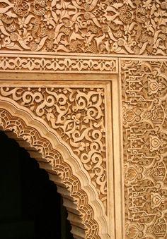 wood carving - Art & Words: