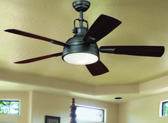 Turn of the century lafitte 52 in gold stone ceiling fan dance turn of the century lafitte 52 gold stone transitional ceiling fan with five reversible mochadark bronze blades and frosted opal glass shade mozeypictures Image collections