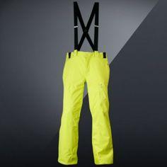 Spyder Propulsion Tailored Fit Pant Herren Skihose sharp lime #spyder #skibekleidung #outlet #sporthausmarquardt