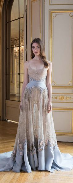 Paolo Sebastian Automne-hiver 2017-2018 - Haute couture - http://fr.orientpalms.com/Paolo-Sebastian - ©ImaxTree