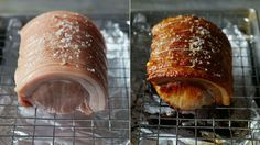 How to roast pork with the perfect crackling