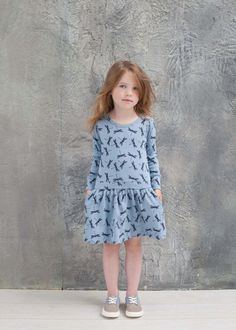 www.kidsfinest.nl New collection #nosweet online! #minidressdragonflyblue #organic #libelle #bluedress #blauwejurk #dragonfly