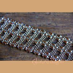 Titania SG Liquid Silver Jewelry Bracelet Flat #silverjewelry