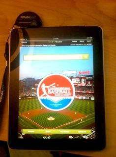 This is how you check in over 6,000 people for the 2013 Congressional Baseball Game #eventtech #eventprofs