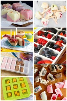 20 Things You Can Make In An Ice Cube Tray (Besides Ice)