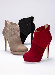 Platform Bootie - Colin Stuart® - Victoria's Secret