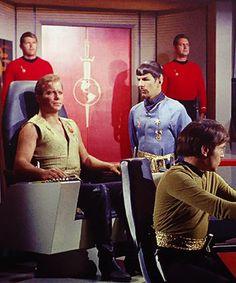 Mirror, Mirror - Star Trek ;-)~❤~