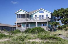 AVON Vacation Rentals | Sandcastle Too - Oceanfront Outer Banks Rental | 704 - Hatteras Rental