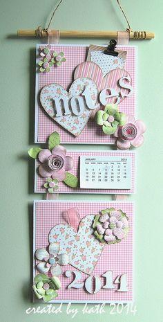 Calendar Girl...
