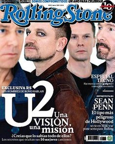 ROLLING STONES U2