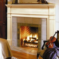 Found it at Wayfair - The Windsor Fireplace Mantel Surround