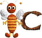 Oh my Alfabetos!: Alfabeto animado abejitas locas.