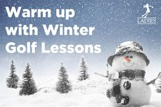 Ladies' Winter Golf Academy - Opening December 15.  Beginners and Non-Members welcome!   Click here for more information: