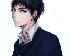 Kasamatsu.      Captain From Kaijou High