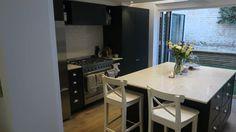 Tanya Burr's new kitchen