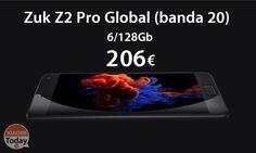 [Codice Sconto] Lenovo Zuk Z2 Pro 6/128Gb (con banda 20) White 206€ Spedizione e Dogana incluse #Xiaomi #Android #Lenovo #LenovoZukZ2Pro #Marshmallow #Offerta #ZukZ2Pro https://www.xiaomitoday.it/?p=12254