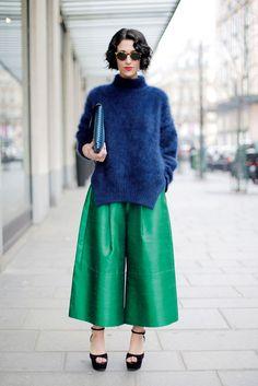 El estilo a los 30Consultora de moda y también it girl, Yasmin Sewell opta por piezas trendy.
