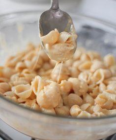 5 Minute Homemade Macaroni & Cheese