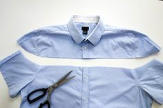 Fra døll skjorte til tipp topp! T Shirt Redesign, Diy Fashion, Womens Fashion, Fashion Tips, Maternity Sewing, Handmade Fabric Bags, Diy Shirt, Diy Clothing, Dress Me Up