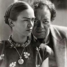 Frida Kahlo & Diego Rivera: Art & radical politics.