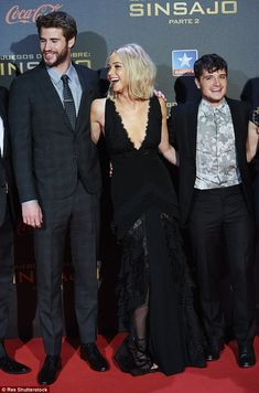 The end is near: Final film Mockingjay - Part 2 was premiered first in Berlin last week and the cast are due to slowly bid farewell to the franchise until its UK & US release date on November 19
