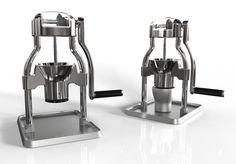 The revolutionary ROK Coffee Grinder   Indiegogo