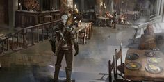 The Witcher 3: Wild Hunt – Blood & Wine Concept Art by Andrzej Dybowski