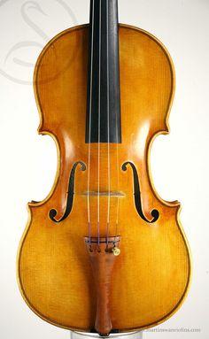 Andrea Pontedoro Violin, Edinburgh 2007  Martin Swan Violins