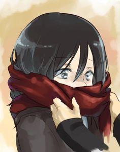 Mikasa, Gamers, Attack On Titan, Anime Art, Fanart, Character Design, Fandoms, Pasta, Wallpaper
