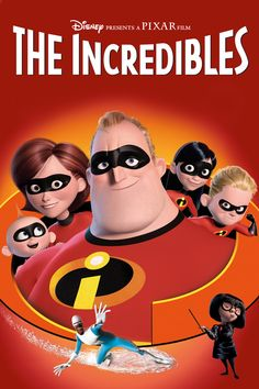The Incredibles (2004) written and directed by Brad Bird