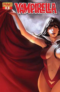 Vampirella #3 #Vampirella #Dynamite