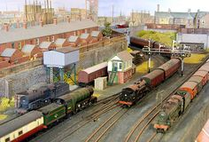 model railways images - Google Search