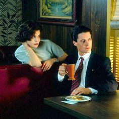 """from """"Twin Peaks"""" - Mark Frost & David Lynch (1990)"""