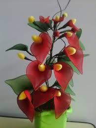 passo a passo flores meias de seda - Pesquisa Google
