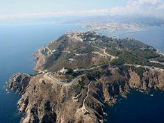Monte Hacho Ceuta, Marruecos
