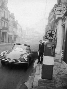 Citroën, DS Décapotable §3