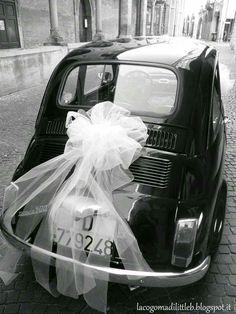 85 Pretty Wedding Car Decorations Diy Ideas Red & White Heart Wedding Cars Ideas In 2019 Wedding Getaway Car, Just Married Car, Bridal Car, Wedding Car Decorations, Wedding Bows, Car Wedding, Urban Fashion, Wedding Inspiration, Wedding Ideas