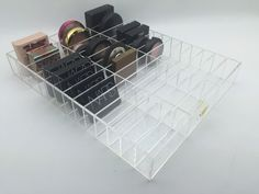 Alex 39 Organizer™ All Alex Organizers are designed to fit inside Ikea Alex drawer sets