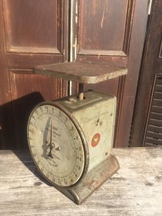 Vintage Kitchen Scale By LimeSilo13 On Etsy